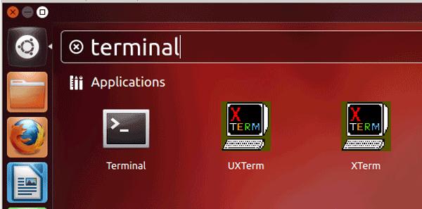 Ubuntu 12.04 terminal